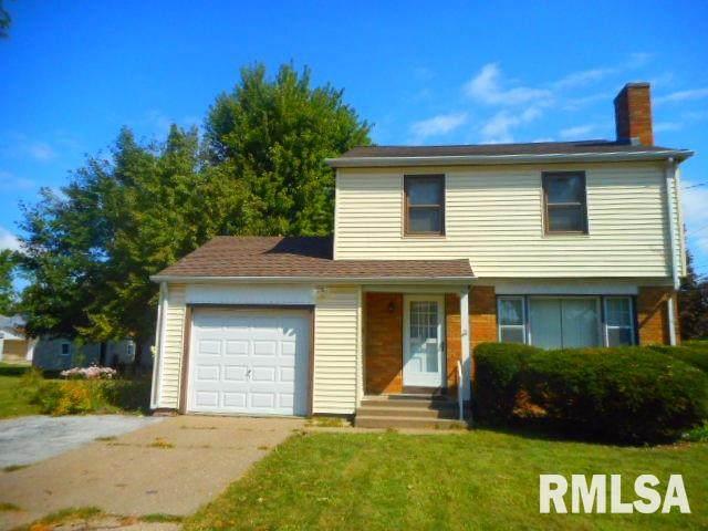 551 28TH Avenue, Moline, IL 61265 (#QC4214466) :: RE/MAX Preferred Choice