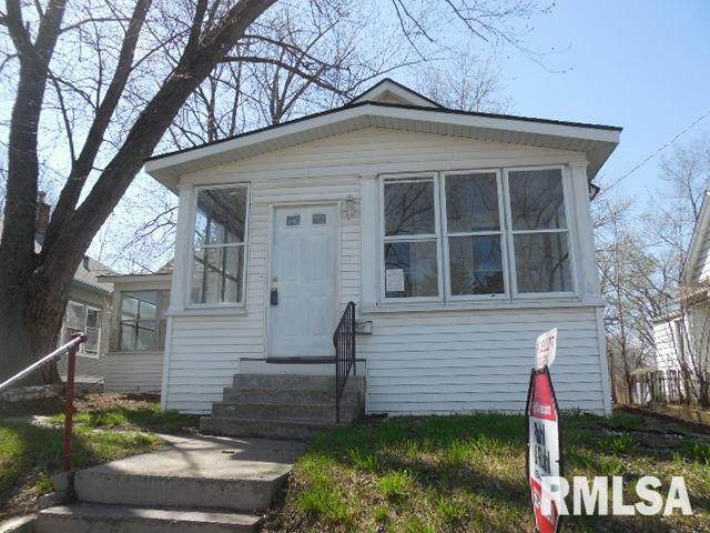 2012 9TH Street, Rock Island, IL 61201 (#QC4214566) :: Killebrew - Real Estate Group