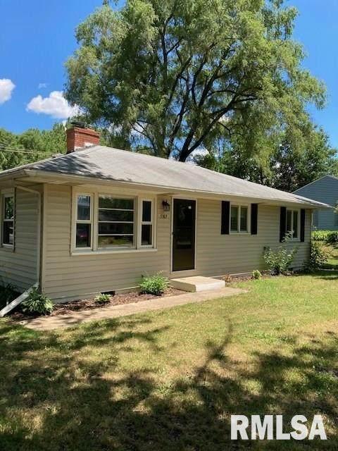 5307 E Richland Street, Chillicothe, IL 61523 (#PA1218199) :: Killebrew - Real Estate Group
