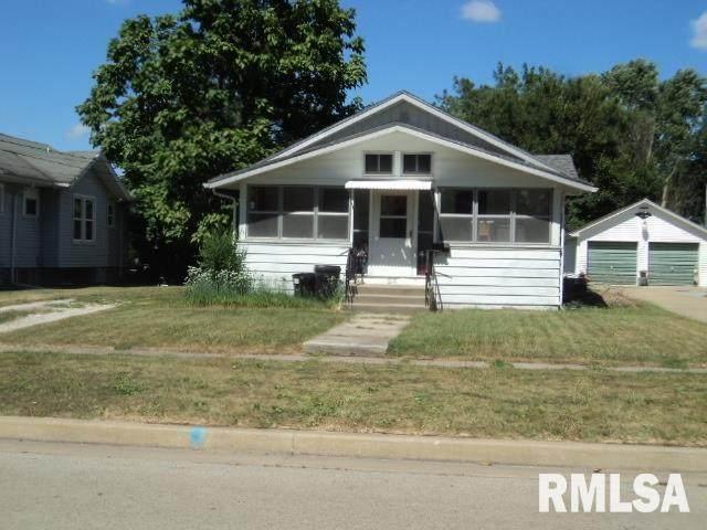 819 E Third Street, Galesburg, IL 61401 (#CA1002166) :: Killebrew - Real Estate Group