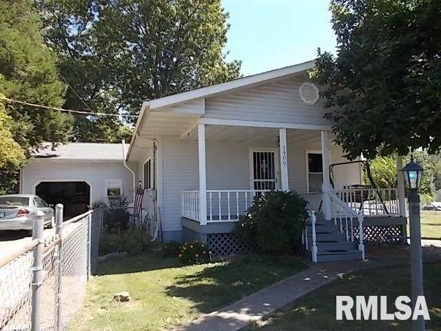 1800 S Michels Street, Taylorville, IL 62568 (#CA1002378) :: RE/MAX Professionals