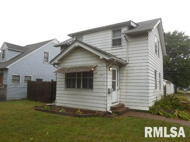 202 S Elmwood Avenue, Davenport, IA 52802 (#QC4215188) :: Killebrew - Real Estate Group