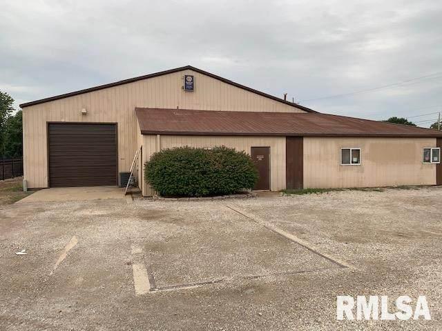 231 E Walnut, Chatham, IL 62629 (#CA1002451) :: RE/MAX Professionals