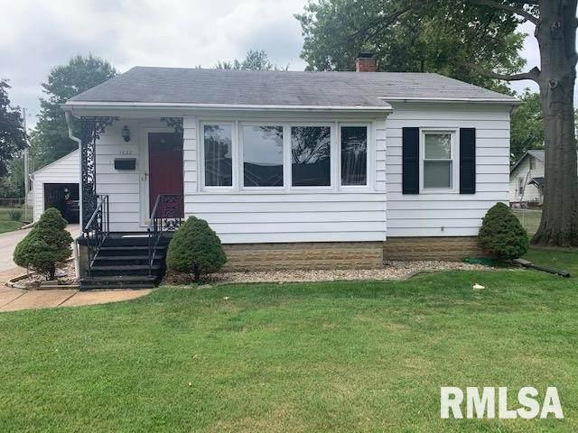 1632 Vernon Street, Springfield, IL 62704 (MLS #CA1002617) :: BN Homes Group