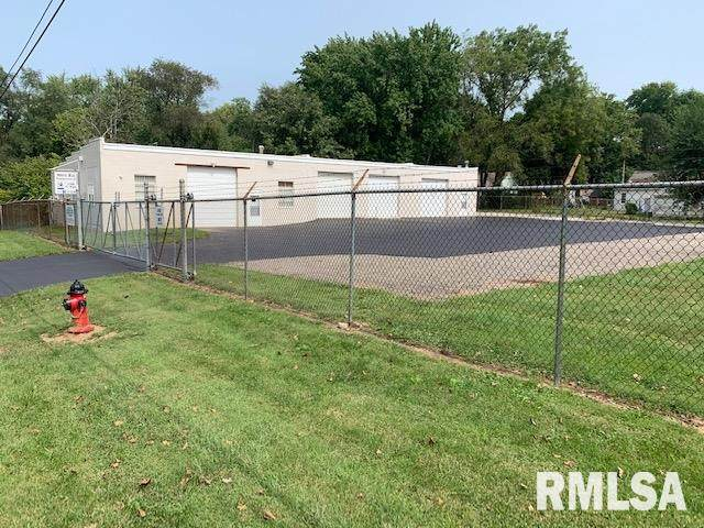 1100 N Park, Springfield, IL 62702 (#CA1002618) :: Nikki Sailor | RE/MAX River Cities