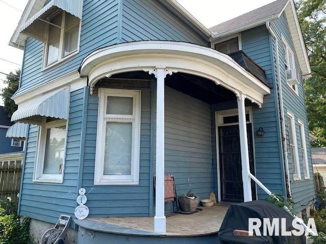 1518 N Gaines Street, Davenport, IA 52804 (MLS #QC4215475) :: BN Homes Group