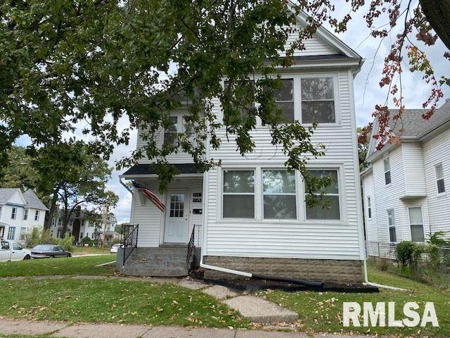504 Kirkwood Boulevard, Davenport, IA 52803 (#QC4215657) :: RE/MAX Preferred Choice