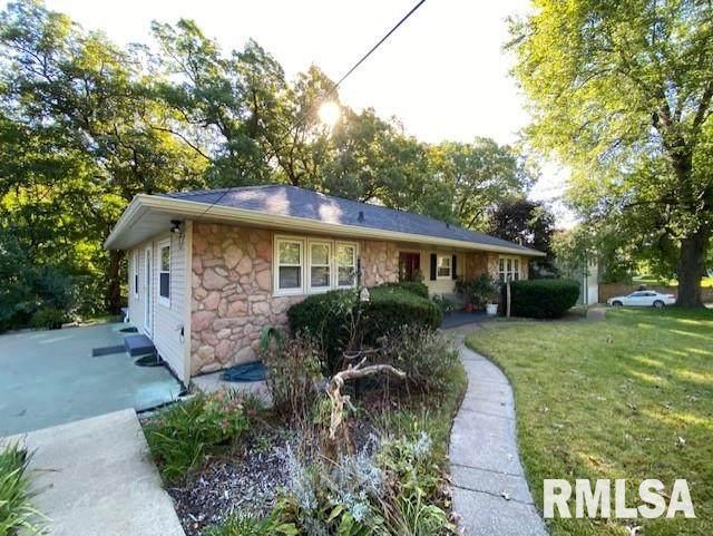 3322 8TH Street, Moline, IL 61265 (#QC4215951) :: Paramount Homes QC
