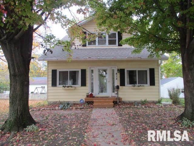 412 N Prairie Street, Lacon, IL 61540 (#PA1219966) :: Paramount Homes QC