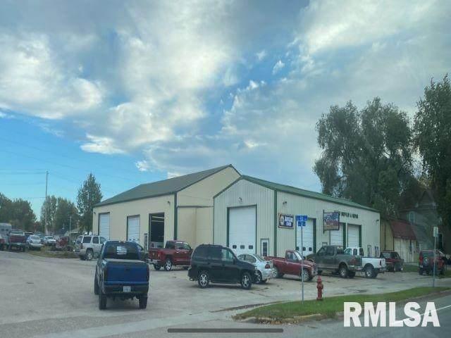 405 SE 3RD, Aledo, IL 61231 (#QC4216440) :: Paramount Homes QC