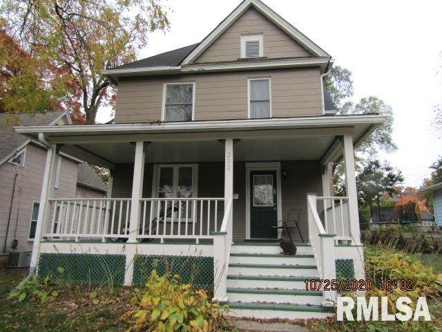 323 E 13TH Street, Davenport, IA 52803 (#QC4216462) :: Killebrew - Real Estate Group