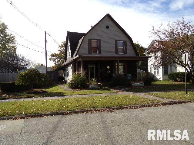 110 Laurel Street, Muscatine, IA 52761 (MLS #QC4216570) :: BN Homes Group