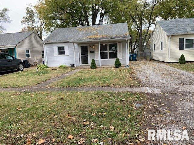2261 E Converse Street, Springfield, IL 62702 (#CA1003551) :: RE/MAX Professionals
