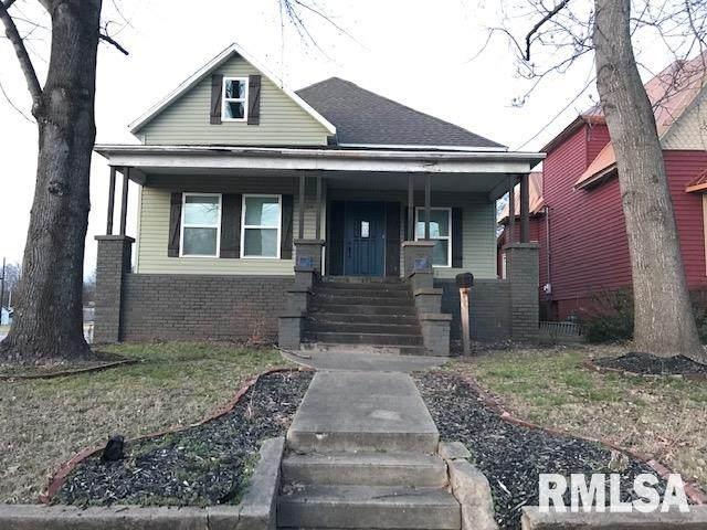 424 W Poplar Street, Harrisburg, IL 62946 (MLS #PA1220468) :: BN Homes Group