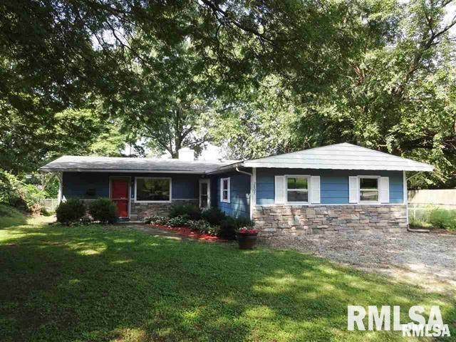 2807 S Welch Avenue, Springfield, IL 62704 (MLS #CA1003789) :: BN Homes Group