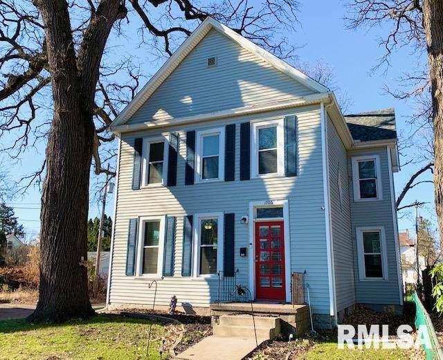 1706 Leclaire Street, Davenport, IA 52803 (#QC4217051) :: Nikki Sailor | RE/MAX River Cities