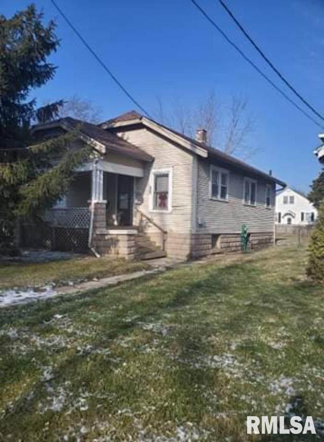 603 E Forrest Hill Avenue, Peoria, IL 61603 (#PA1221311) :: Killebrew - Real Estate Group