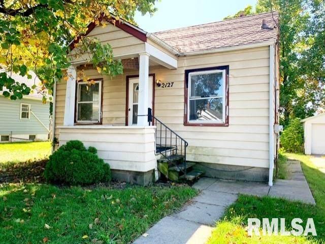 2127 N Gale Avenue, Peoria, IL 61604 (#PA1221452) :: Killebrew - Real Estate Group