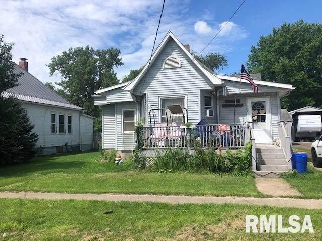 303 N Green Street, Roanoke, IL 61561 (#PA1221545) :: RE/MAX Preferred Choice
