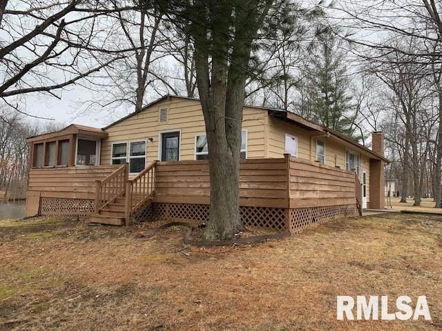 15658 North Lake Road, Girard, IL 62640 (#CA1004674) :: RE/MAX Professionals