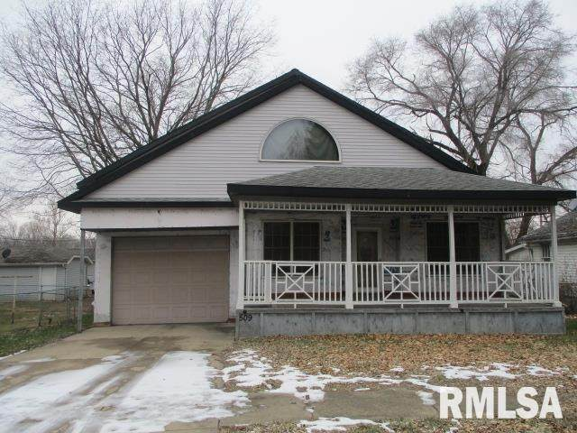 509 S Washington Street, Lacon, IL 61540 (#PA1221848) :: Nikki Sailor | RE/MAX River Cities