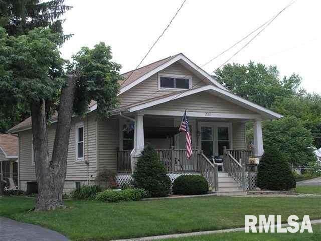 1503 W Gilbert Avenue, Peoria, IL 61605 (#PA1221874) :: Paramount Homes QC