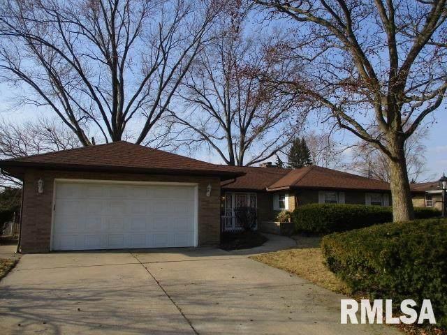 2726 W Creston Lane, Peoria, IL 61604 (#PA1222745) :: RE/MAX Professionals