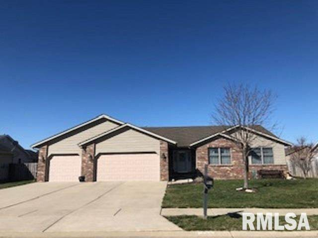 521 Pleasant Court, Chatham, IL 62629 (#CA1005723) :: Paramount Homes QC