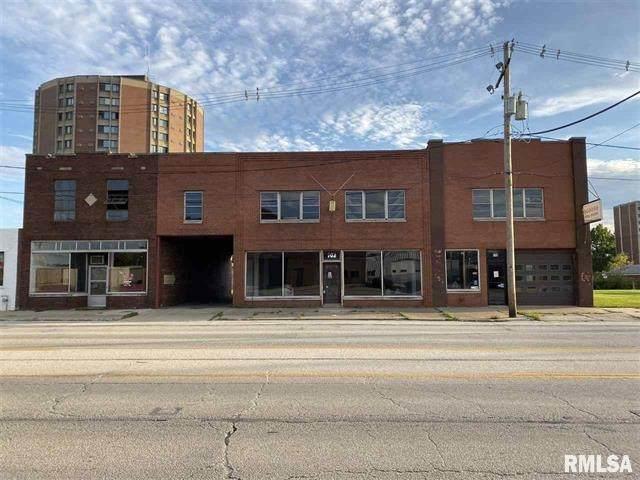 154-162-170 W Main, Galesburg, IL 61401 (#CA1006146) :: Kathy Garst Sales Team