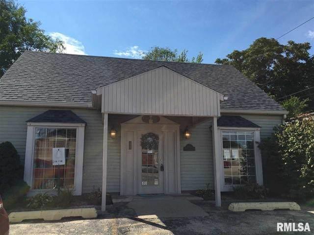 5909 S Adams, Bartonville, IL 61607 (#PA1223758) :: RE/MAX Preferred Choice