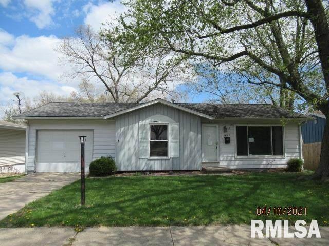6022 N Devonshire Drive, Peoria, IL 61615 (#PA1223988) :: Paramount Homes QC
