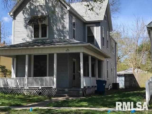 1011 S College Street, Springfield, IL 62704 (#CA1006502) :: Kathy Garst Sales Team