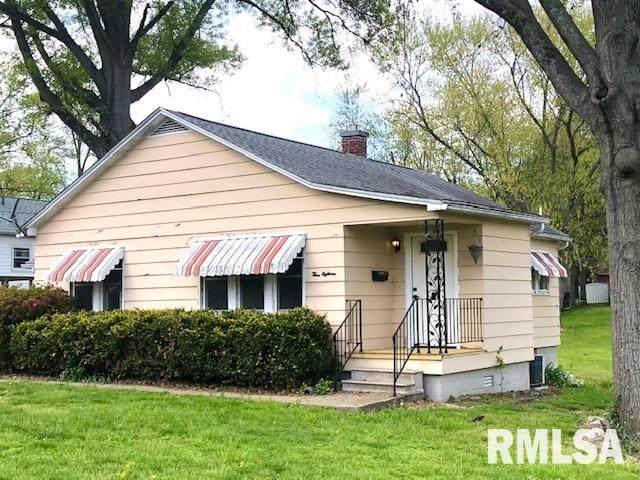 318 Winters Avenue, Duquoin, IL 62832 (#QC4220829) :: Killebrew - Real Estate Group