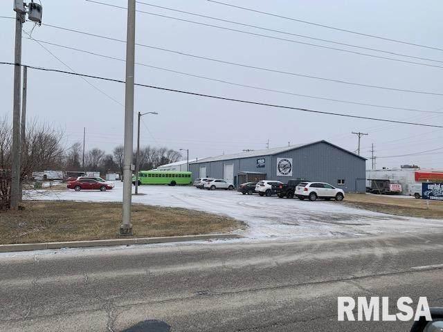 2877 N Dirksen, Springfield, IL 62702 (#CA1006699) :: Kathy Garst Sales Team