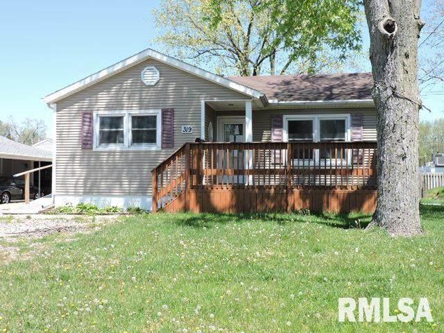 319 Herman Street, Pekin, IL 61554 (#CA1006782) :: Killebrew - Real Estate Group