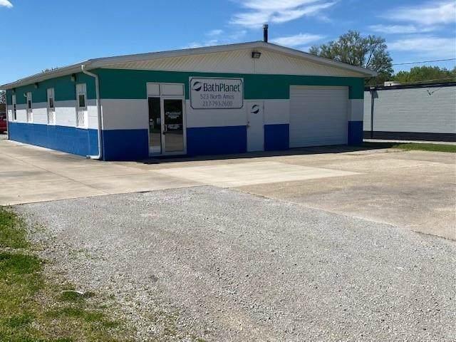 523 N Amos, Springfield, IL 62702 (#CA1006847) :: Kathy Garst Sales Team