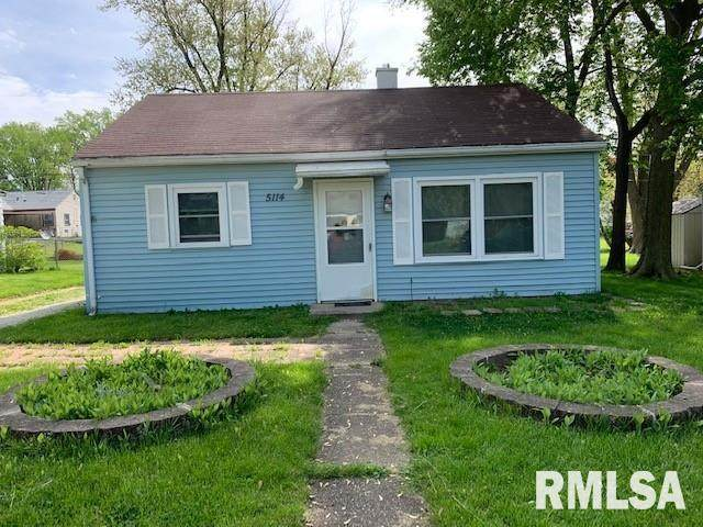 5114 N Robert Road, Peoria Heights, IL 61616 (#PA1224760) :: Nikki Sailor | RE/MAX River Cities