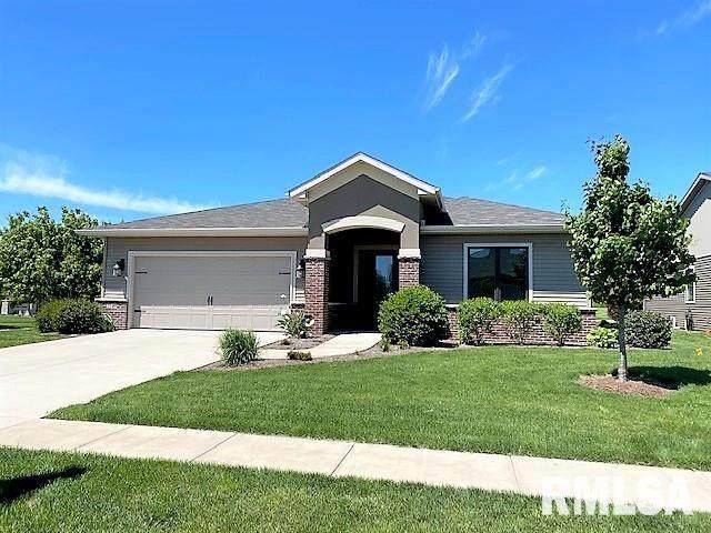 2109 Brookstone Drive, Springfield, IL 62711 (#CA1007003) :: Kathy Garst Sales Team