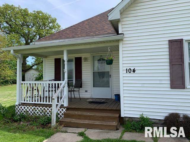 104 Mcallister Street, Woodson, IL 62695 (#CA1007011) :: The Bryson Smith Team