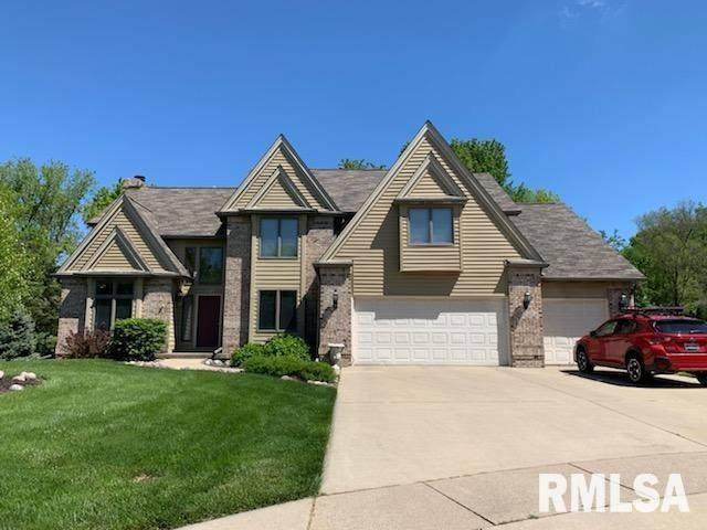 3317 Collingwood Drive, Springfield, IL 62711 (#CA1007030) :: Kathy Garst Sales Team