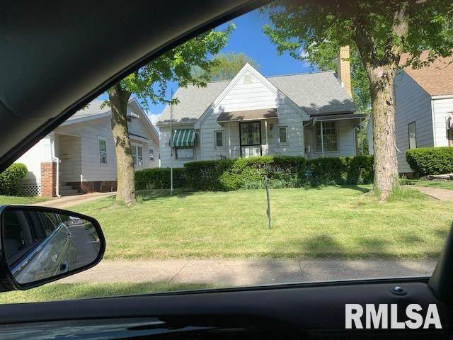 2508 S 6TH Street, Springfield, IL 62703 (#CA1007044) :: Kathy Garst Sales Team