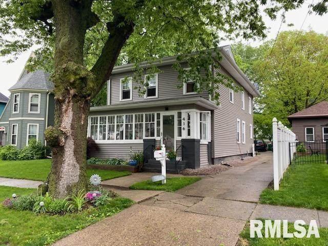416 S 7TH Street, Pekin, IL 61544 (#PA1225006) :: RE/MAX Preferred Choice