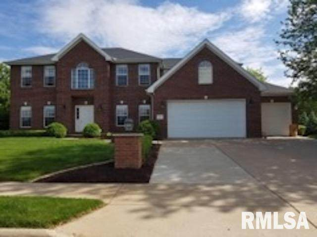 2702 W Windflower Court, Peoria, IL 61615 (MLS #PA1225248) :: BN Homes Group