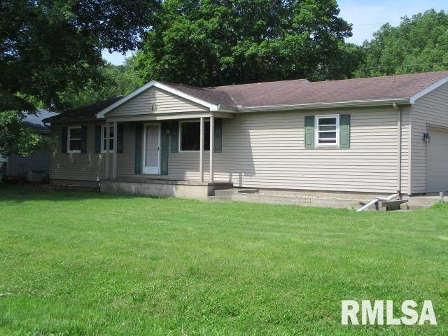 504 S Railroad Street, Sparland, IL 61565 (#PA1225556) :: RE/MAX Professionals