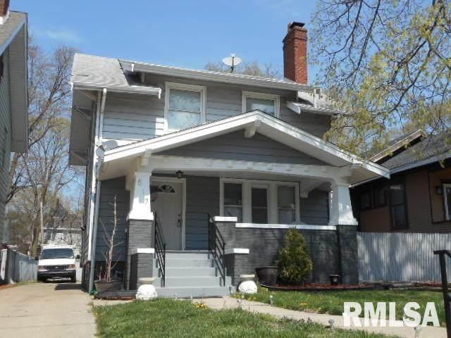 517 W Columbia Terrace, Peoria, IL 61606 (#PA1225683) :: RE/MAX Professionals