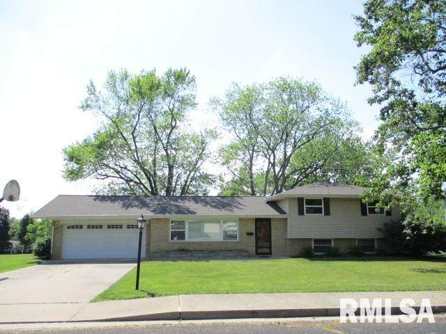 6725 N Kimberly Drive, Peoria, IL 61614 (#PA1225794) :: RE/MAX Professionals