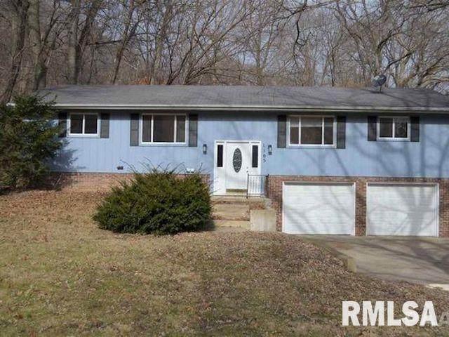 1105 E Koch Drive, Peoria, IL 61615 (#PA1226514) :: Paramount Homes QC