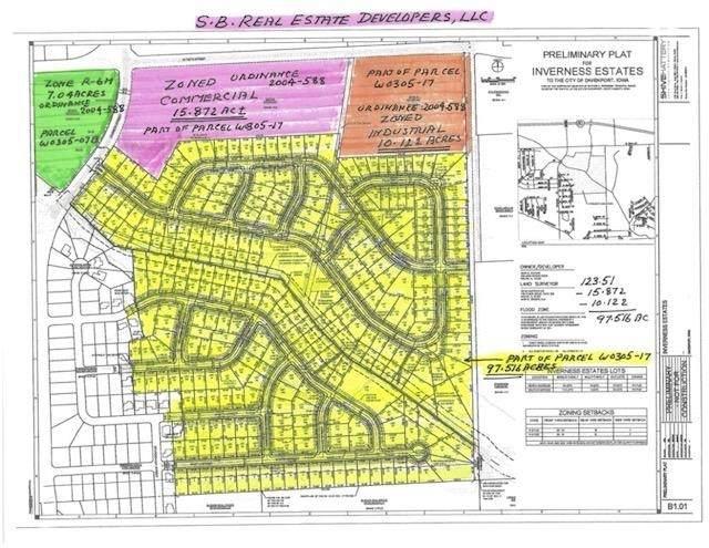 Division & W 76TH, Davenport, IA 52806 (#QC4224358) :: RE/MAX Preferred Choice