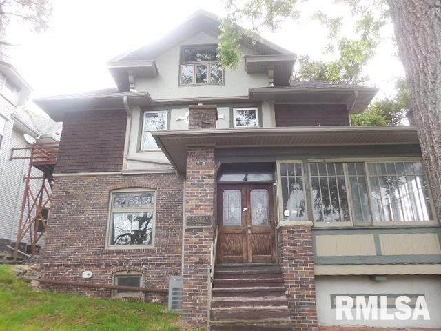 701 Brady Street, Davenport, IA 52803 (#QC4224461) :: RE/MAX Professionals