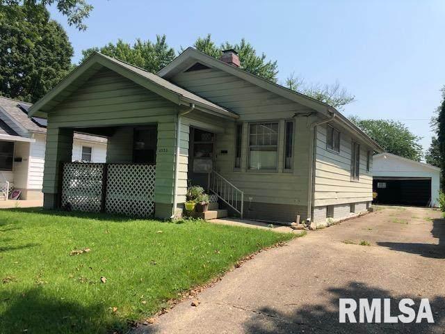 2332 S 7TH Street, Springfield, IL 62703 (#CA1008779) :: Paramount Homes QC